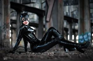 Batman Returns..Catwoman by Alessa-Kitty