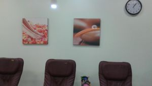 Getting inside the new nail place by mylesterlucky7