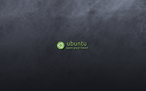 Ubuntu-Heart by darkburt