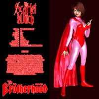 The Scarlet Witch - The Brotherhood EX by Sailmaster-Seion