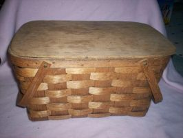 Picnic Basket 1 by sd-stock