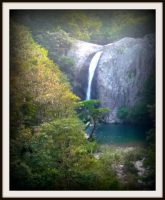Ikso Falls by spidermonkeykiss