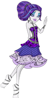Spectra ! Monster high ! by CostantStyle