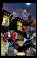 spidey on the go by spidey0318