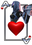 Tali -  Ace Of Hearts by NoAng3l