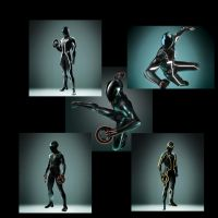 Tron Legacy Concepts by Thrumm