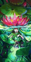 Lady Lotus by Pendalune
