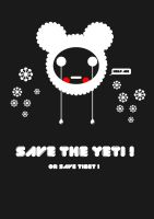 Save the Yeti by cryingsoul86