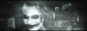 TheJoker by Shams-GFX