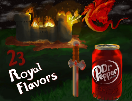 Royal dr.pepper by rock8034