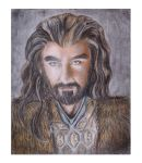 Thorin II Oakenshield by Camigirl99