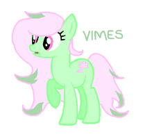 MLP OC Vimes by Double0Arpakasso