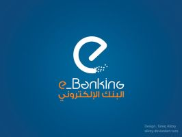 E-Banking logo by alizzy