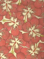 Red Hibiscus by Vesperity-Stock