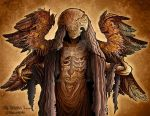 Angel Of Death color by XimeniSHA