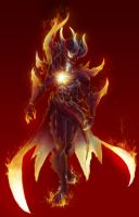 Ifrit by KickTyan