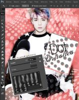 +Dots Brushes by YourCrazyNightmare