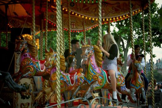 Carousel by theCompassRose
