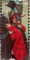 Undertaker x Grell by Xomy