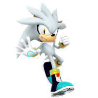 Silver The Hedgehog Legacy Render by Nibroc-Rock