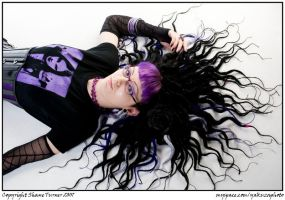 Tiger Lily Dreads 5 by YakuzaPhoto