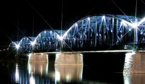 Bridge on the Vistula River 2 by Aville