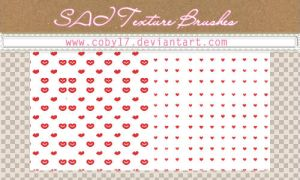 Cute Hearts Brushes for SAI by brenda by Coby17