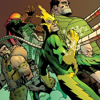 Sinister Six. by Andrew-Robinson