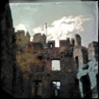 Tintyped Castle I by vw1956