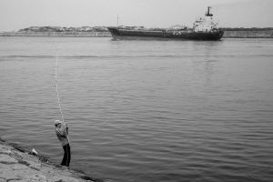 The Angler by NunoCanha