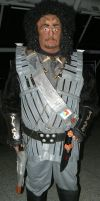 George the Klingon by Ezri-Krios