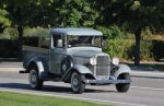 Old gray truck by finhead4ever