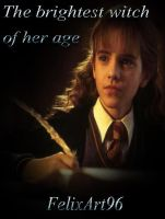 The brightest witch of her age by fillesu96