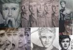 OneDirection ART by ZANEkun