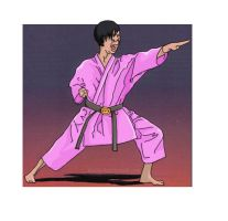 AmazingPhil is a karate master by FailDuck
