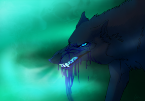 cold breath by Banaanimuffinssi