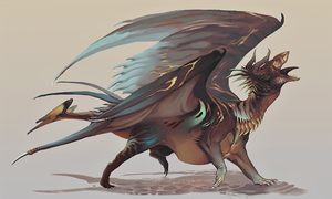Hotrox Dragon | Adopt tryout by IrisDesert