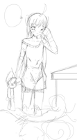 concept imouto stuff by unonyan