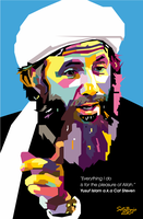 Yusuf Islam in WPAP by setobuje