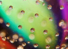 Rainbow Bubbles by KameleonKlik