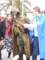 Stalker Cosplay at Viareggio 1 by Tassadarh