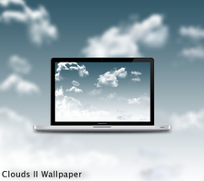 Clouds ll Wallpaper by Vincee095