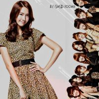 9 with yoona by SujuSaranghae