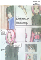 My first love - page 1 by YinHaru95