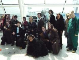 London Expo: Saturday WHO III by teamTARDIS