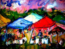 Tents by LaurieLefebvre