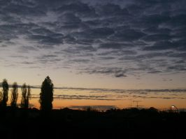 Rolling Clouds by TAloisi