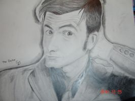 The Doctor by oxPhantomxo