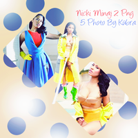 Nicki Minaj Pack by MCKubraMinaj