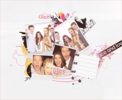 Glee Glee by NessaSotto